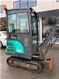 IHI 17VXT, 2015, Mini excavators < 7t (Mini diggers)