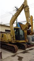 コマツ(小松製作所) PC60-7、2013、クローラー式油圧ショベル(パワーショベル・ユンボ)