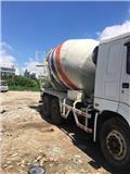 Howo CONCRETE MIXER, Mezcladoras de cemento y hormigón
