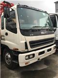 Isuzu 45M, Concrete pump trucks