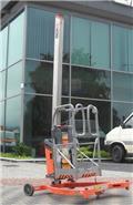 JLG FS 80, 2010, Vertikalūs stiebiniai keltuvai