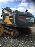 Volvo EC 380, 2014, Crawler excavators