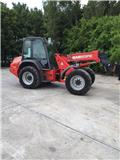 Manitou 628 Telescopic Loadall, 2009, Telehandlers for agriculture