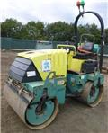 Ammann AV 33-2, 2011, Twin drum rollers