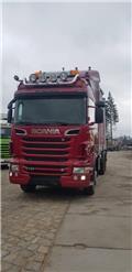 Scania R 730, 2011, Timber trucks