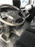 MB Atego 1523 4x2, 2014, Sanduk kamioni