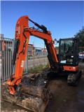 Hitachi ZX48U-5A, 2017, Mini pelle < 7t
