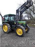 John Deere 2850, 1991, Traktorer