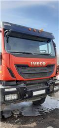 Iveco Trakker AD 380, 2014, Tovornjaki za hlode