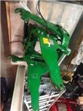 Zuidberg John Deere Frontlinkage 6520-6930 6130r-6215r 7430, 2019, Otros accesorios para tractores