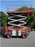 SkyJack SJ 8841, 1999, Articulated boom lifts