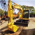 小松 PC60-7、2012、小型挖掘机