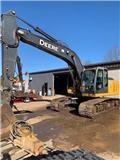 John Deere 200 D LC, 2011, Excavadoras de cadenas