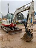 Takeuchi TB145, 2007, Mini Excavators <7t (Mini Diggers)
