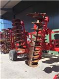 Brix LFADER 415 Scheibenegge, 2007, Disc harrows