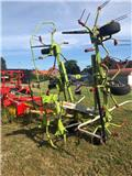 CLAAS Volto700, 2015, Rakes and tedders