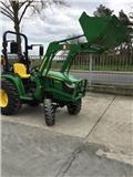 John Deere 3038 E, 2020, Manji traktori