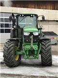 John Deere 6150 M, 2014, Traktoren