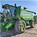 John Deere WTS 9660, 2005, Combine Harvesters