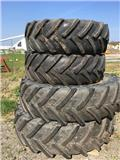 Michelin 520/85R46 Michelin + 480/70R34 Alliance, Točkovi