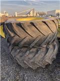Michelin 650/75R38, 2010, Mga gulong