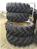 Mitas 460/85R34 + 380/85R24 Conti, 2015, Tyres, wheels and rims