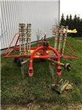 Pöttinger EuroTop 461 N、2009、耙與翻草機