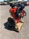SMV SL 16-1200, 2001, Motores