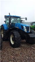 Трактор New Holland T 7060, 2008 г., 7124 ч.