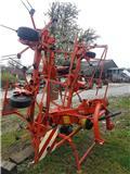 Kuhn GF 8501, 2009, Obračalniki in zgrabljalniki