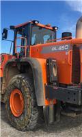 Doosan DL 450, 2011, Cargadoras sobre ruedas