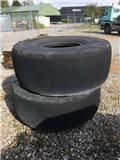 Other Recamax 23.5 R 25     Muldenkipper Dumper, Padangos, ratai ir ratlankiai