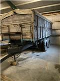 Spannmålskärra 13 ton, Spannmålsvagnar