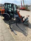 Kramer-allrad 350, 2011, Wheel loaders