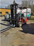 Manitou ME 430, 2016, Electric forklift trucks