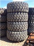 Bridgestone 23.5 - 25 L4 Hitachi ZW220 Reifensatz, 2012, Tires