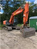 Hitachi ZX 160 LC-3, 2007, Crawler Excavators