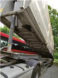 Lück 86M³ Lück SKF35 86M³, 2016, Trailer menengah - Skip loader