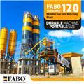 Fabo TURBOMIX120, 2020, Betonarne