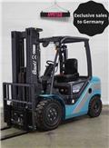 Baoli KBD25PLUS, 2020, Diesel Forklifts