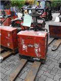 BT LPE 200, 2008, Nisko podizni električni viličar