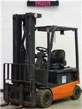 Doosan B20 X-5, 2007, Electric forklift trucks