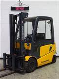 Jungheinrich EFG VAC 30, 2002, Electric Forklifts