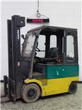 Komatsu 30, 2005, Wózki elektryczne