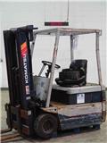 Komatsu FB15M-2, 1990, Elektriskie iekrāvēji