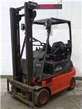 Linde E16P-02, 2006, Electric Forklifts