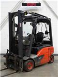 Linde E16P-02, 2017, Electric Forklifts
