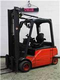 Linde E20P, 2010, Electric forklift trucks