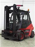 Linde H80T-02, 2013, LPG trucks
