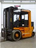 Mora EP120RG, 2014, Electric Forklifts
